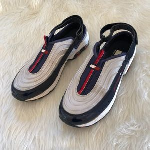 Tommy Hilfiger Slingback Sneakers | Size 10